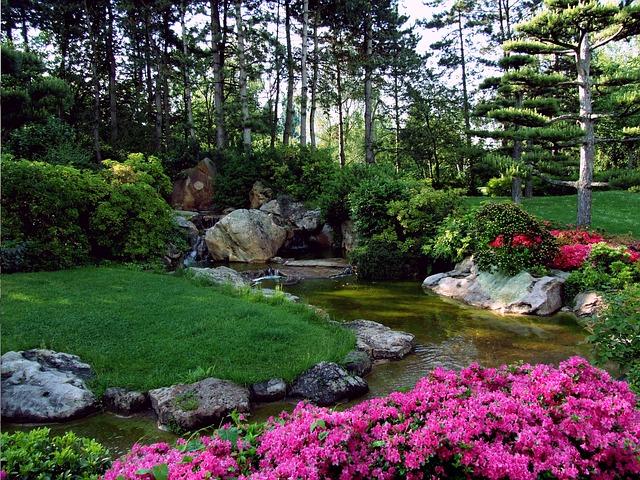 Så designar du en lättskött trädgård